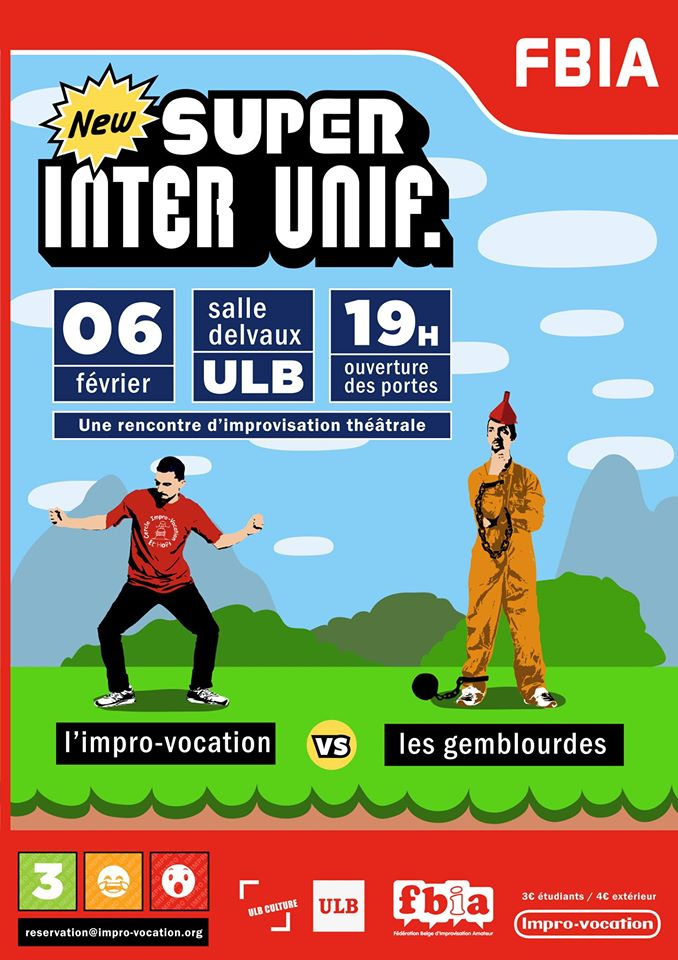 Affiches Web ulb-gembloux